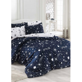 لحاف السرير الملكي من الطراز المميز التركي 220×240 سم