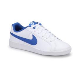 حذاء رياضي باللون الابيض للرجال من ماركة نايك