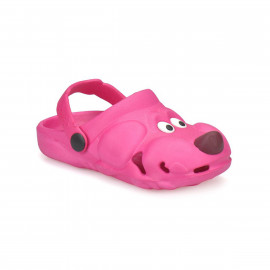حذاء للبنات بلون الزهري (الفوشي)