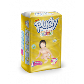 حفوظات اطفال تركية نيو بودي بيبي 20 كيس ×1