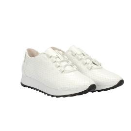 سنيكر - حذاء نسائي جلد طبيعي 100%