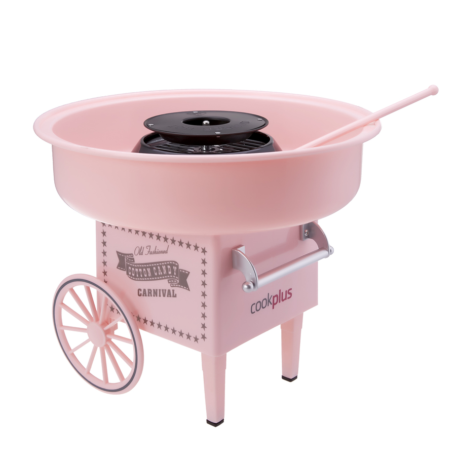 آلة غزل البنات الزهرية من امسان