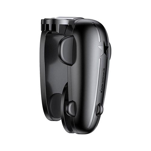 جهاز ألعاب متوافق مع جميع الألعاب والهواتف - محول ألعاب عالمي أسود ACPBCJ-01 Baseus Fire Button - Pubg -