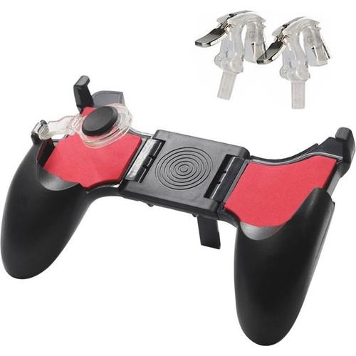 لعبة ميمي بوبج 5 في 1 وحدة تحكم لعبة الزناد لجميع الهواتف 5 في 1 وحدة تحكم لعبة بوبج الزناد لجميع الهواتف