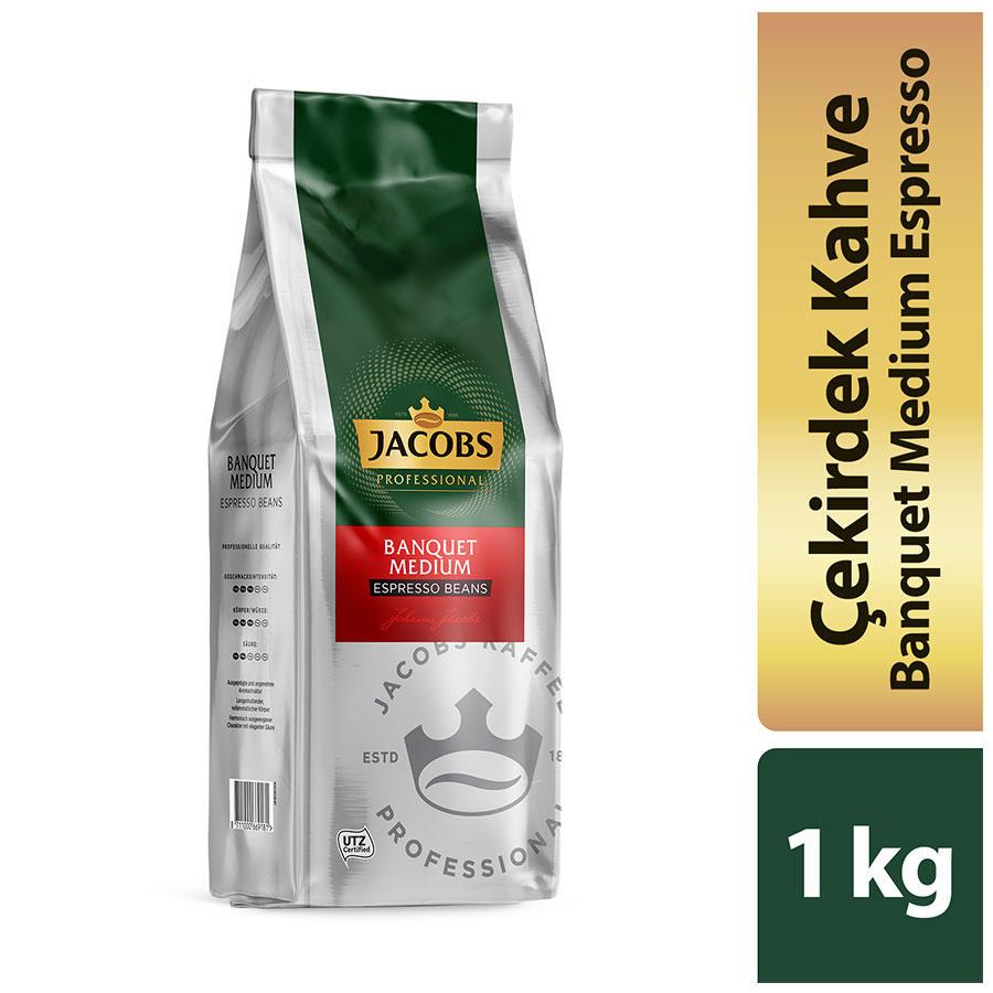 قهوة جاكوبس متوسطة الحجم 1000 غرام