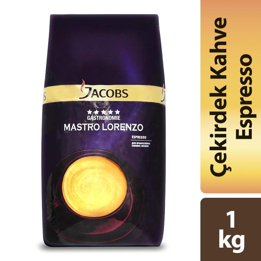 قهوة جاكوبس ماسترو لورينزو الأساسية 1000 غرام