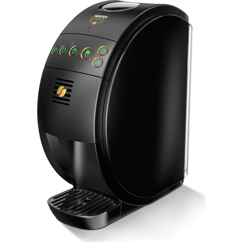 ماكينة قهوة نسكافيه جولد بلوتوث - اسود