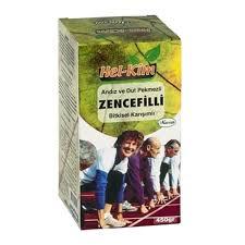 معجون الزنجبيل العشبي 420 غرام صنع في تركيا