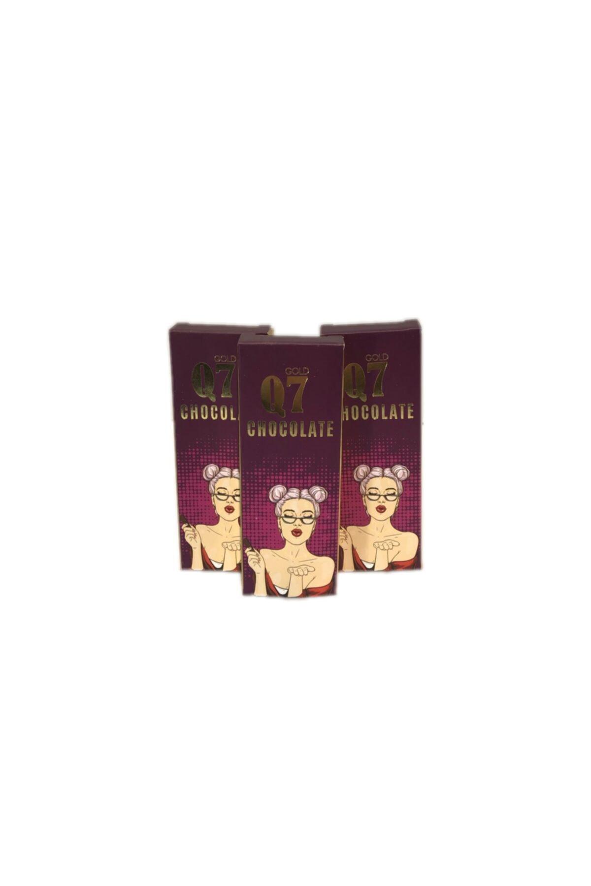 شوكولاته Q7 للنساء المهيجة والجنسية الطبيعية 12 قطع 35 غرام