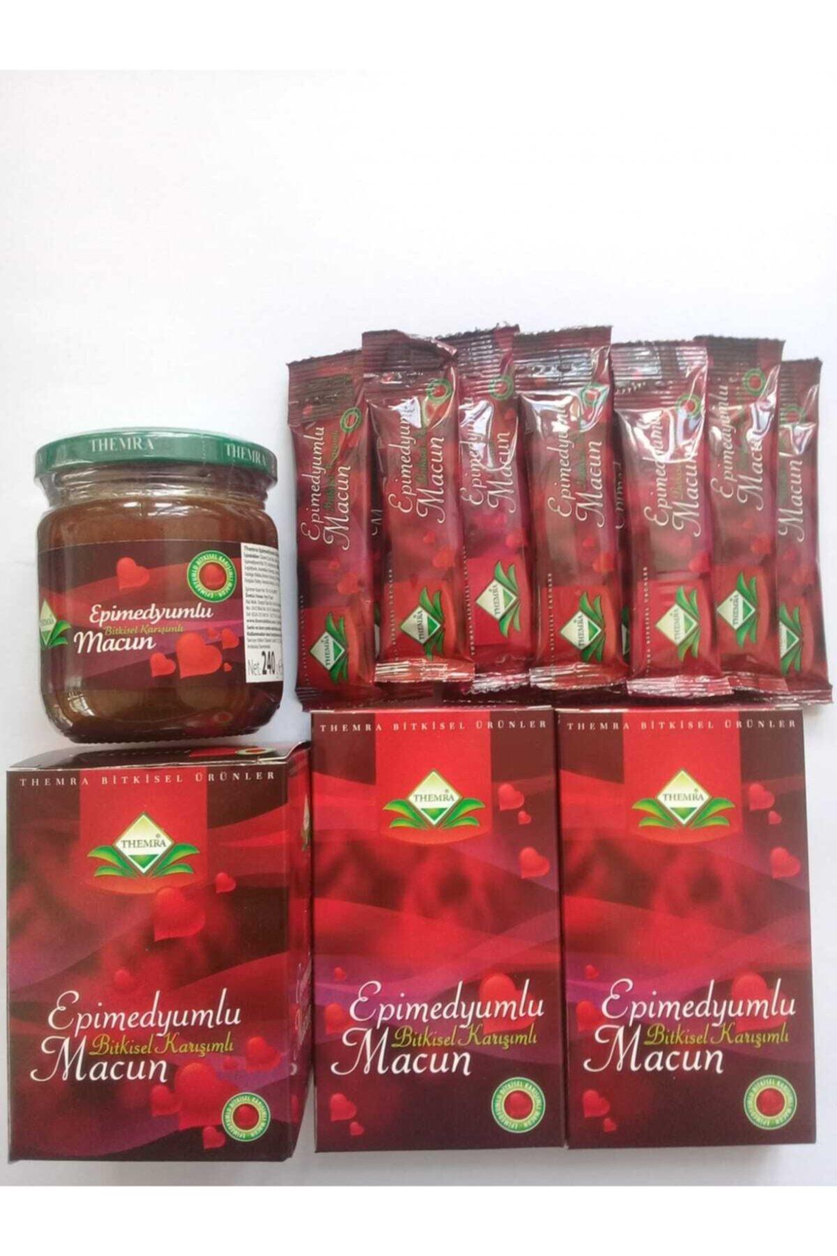 ثيمرا عسل علبة 240 غرام مع 2 علبة 24 ظرف هدية المقوي الجنسي الطبيعي بالابيديوم والجنسنغ